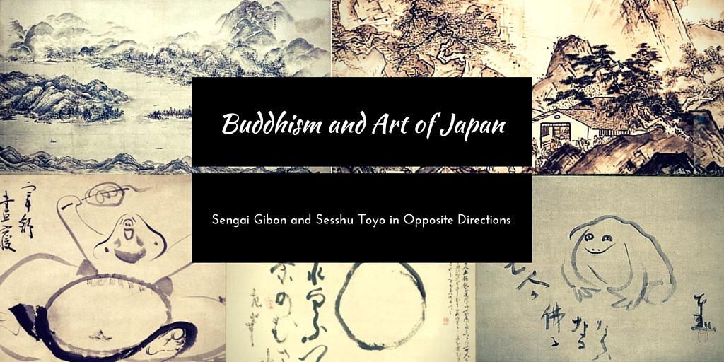 Art Ucalgary Calendar : Buddhism and art of japan sengai gibon sesshu toyo in