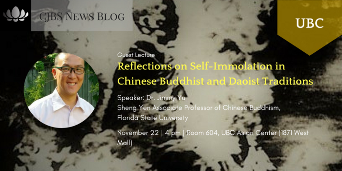 Reflections on Self-Immolation in Chinese Buddhist and Daoist Traditions