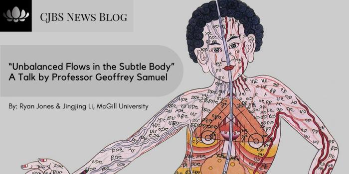 """""""Unbalanced Flows in the Subtle Body""""_ A Talk by Professor Geoffrey Samuel"""