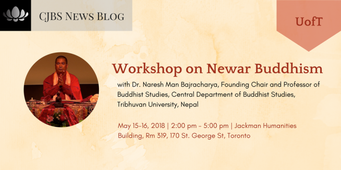 Workshop on Newar Buddhism