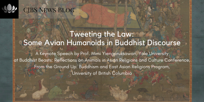 Tweeting the Law_ Some Avian Humanoids in Buddhist Discourse