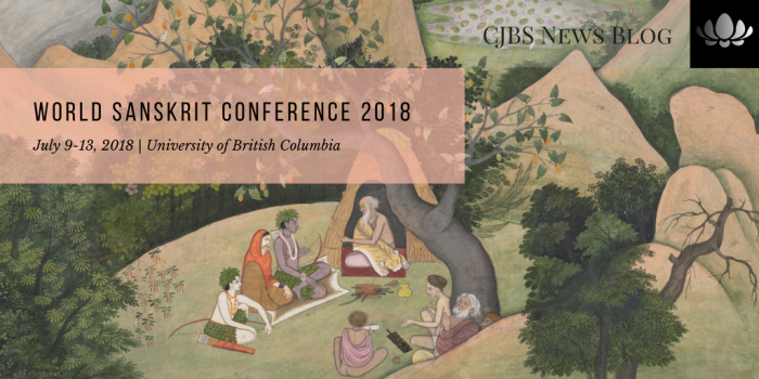 University of British Columbia_ World Sanskrit Conference 2018 (July 9-13, 2018)