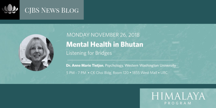 Mental Health in Bhutan_ Listening for Bridges