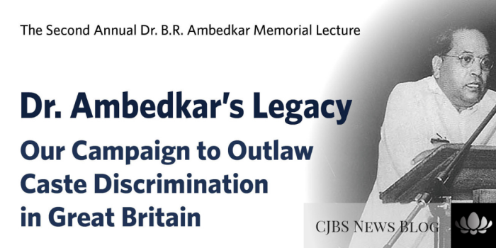 Dr Ambedkar_s Legacy – Our Campaign to Outlaw Caste Discrimination in Great Britain