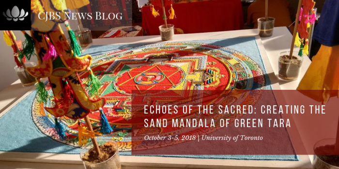 Echoes of the Sacred_ Creating the Sand Mandala of Green Tara