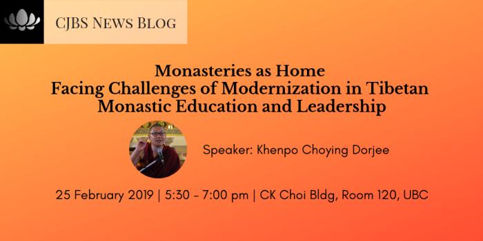 Monasteries as Home_ Facing Challenges of Modernization in Tibetan Monastic Education and Leadership