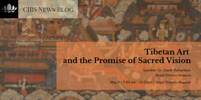 Tibetan Art and the Promise of Sacred Vision