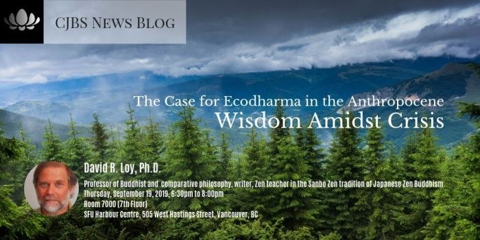 Wisdom Amidst Crisis_ The Case for Ecodharma in the Anthropocene